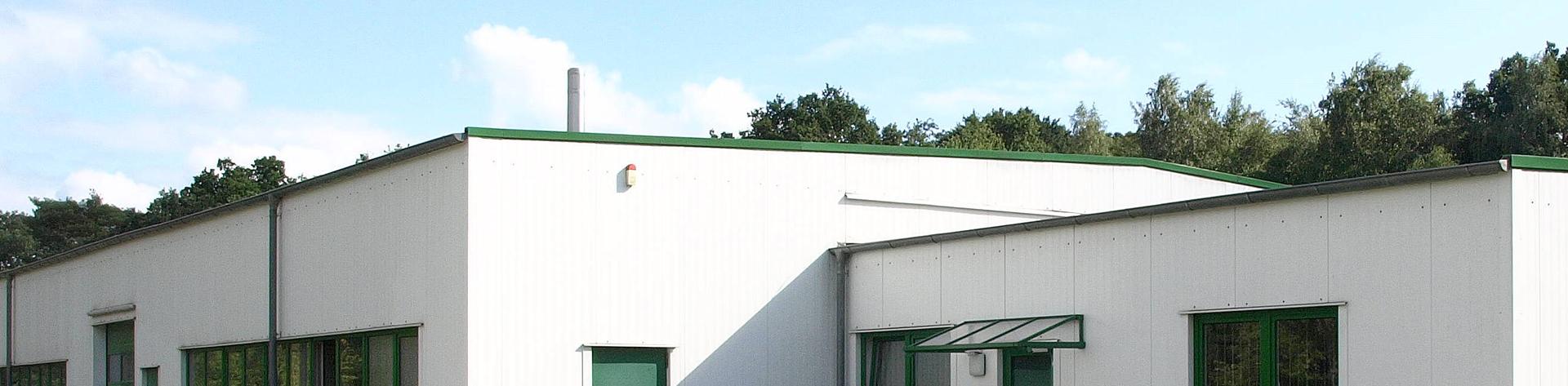 Firmengebäude LOGO Spezialmaschinen GmbH