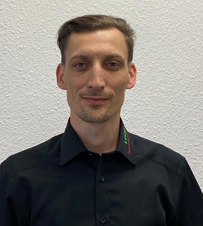 Marcus Bannöhr Geschäftsführer LOGO Spezialmaschinen GmbH